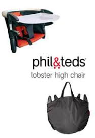 spotlight product review phil u0026teds lobster high chair baby gizmo