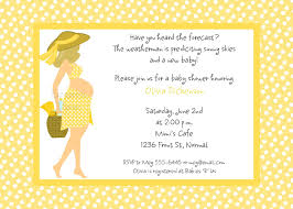 baby shower gift wording on invitation baby shower invitation
