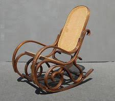 Rocking Chair Antique Styles Cane Rocking Chairs Antique Furniture Ebay