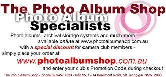 Discount Photo Albums Camera Club Discounts At The Photo Album Shop
