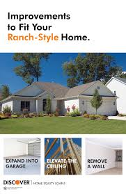 What Is A Rambler Style Home Remodeling Projects For Your Ranch Style Home Discover