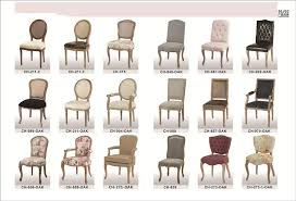 fascinating dining room chair types images best idea home design