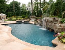 Pool Ideas For Small Backyard by Luxury Swimming Pool U0026 Spa Design Ideas Outdoor Indoor Nj