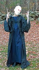 Lord Voldemort Halloween Costume Halloween Onebespoke Bespoke