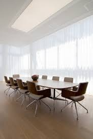 Office Curtain by White Curtain Track Fitted To A Ceiling Is The Perfect Method Of