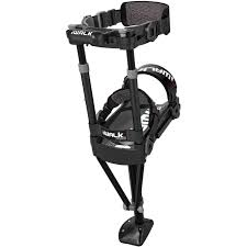 Walking Up Stairs With Crutches by Iwalk 2 0 Hands Free Crutch Walmart Com