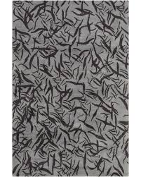 Charcoal Gray Area Rug Spectacular Deal On Cavour Tufted Wool Gray Charcoal Gray