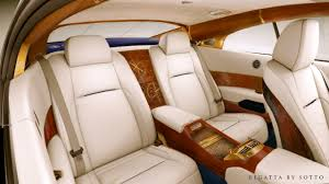 luxury rolls royce interior behold the 1m rolls royce wraith with wood paneling designed by a