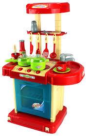 Toy Kitchen Set For Boys Amazon Com Gt Super Kitchen Children U0027s Kid U0027s Pretend Play Toy