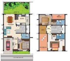 West Facing House Vastu Floor Plans Gvspl Green County West Facing Row Houses Pre Launch Real Estate