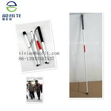 Blind People Stick Foldable Walking Cane Stick For Blind People Buy Folding Walking