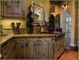 distressed kitchen cabinets update your kitchen with paint yellow