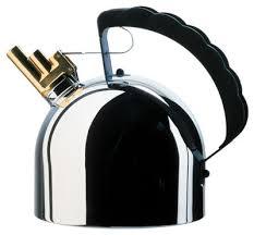 cuisiner avec une bouilloire bouilloire version induction induction alessi décoration et