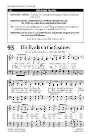 baptist hymnal 2008 93 why should i feel discouraged hymnary org