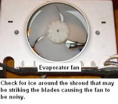 refrigerator fan noise noisy refrigerator repair guide