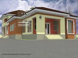 outstanding bedroom house designs bungalow plans in nigeria floor
