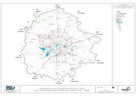 Hyderabad Map Ctshma