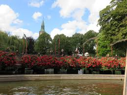 tivoli gardens or simply tivoli copenhagen denmark