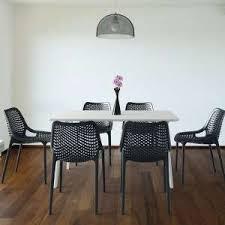 chaises cuisine design chaise de cuisine 4 pieds