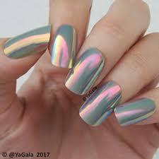 chrome nail ideas chrome nail designs styles weekly