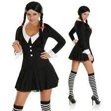 Addams Family Costumes Halloween Wednesday Addams Family Costume Halloween Addams