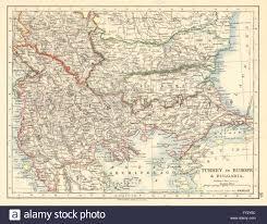 Balkans Map Balkans Turkey In Europe Map Stock Photos U0026 Balkans Turkey In
