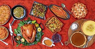 a classic thanksgiving dinner menu the new york times