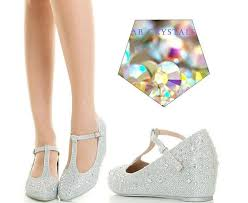 wedding shoes ebay trawling ebay s sparkly wedding shoes so that you don t to