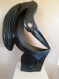Zimbabwe Soapstone Carvings African Art African Sculpture Mid Century African Shona Carving