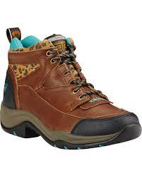 ariat s boots australia ariat s tundra cheetah terrain boots sheplers