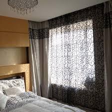 Black Sheer Curtains Sheer Curtain