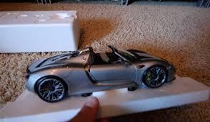 918 Porsche 2013 - minichamps 1 18 scale porsche 918 spyder u0026 maisto carrera gt