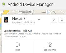 android device manager how to set up and use android device manager