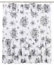 Cottage Shower Curtains Cottage Shower Curtains With Ruffles Ebay