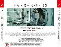 thomas newman passengers original motion picture soundtrack