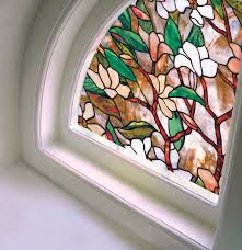 Artscape New Leaf Decorative Window Film by Amazon Com Artscape Magnolia Window Film 24