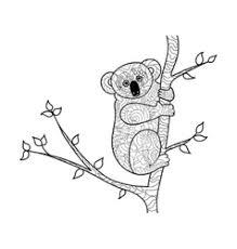 koala u0026 tattoo vector images 30