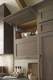Kitchen Appliance Lift - appliance garage cabinet decora cabinetry