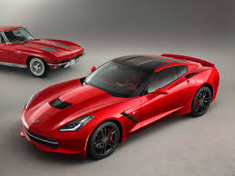 what makes a corvette a stingray chevrolet corvette stingray business insider car of the year