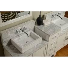 Marble Sink Vanity Direct Vanity Sink 84 Inch Horizon Pearl White Marble