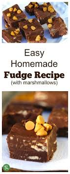 chocolate chip fudge made with sweetened condensed simple 4 flavor fudge 1 easy recipe endless variations