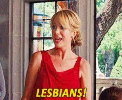 Bridesmaids Meme - bridesmaids kristen wiig lesbians glbt lgbt animated gif popkey