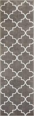 Grey Modern Rug S Lattice Grey Modern Rug Well Woven