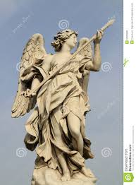 Angel Sculptures Bernini U0027s Statue Of Angel Royalty Free Stock Photos Image 30950588