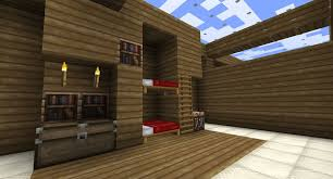 How To Make A Bunk Bed In Minecraft Pe Home Design Ideas - Minecraft bunk bed