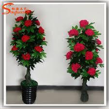 Silk Flower Plants - factory direct all kinds of wedding flower bonsai tree artificial