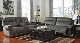 Livingroom Set Austere Gray Reclining Living Room Set From Ashley 3840181