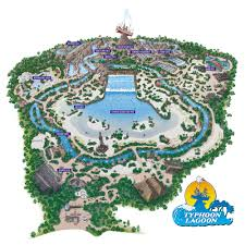 Disney World Parks Map Disney U0027s Typhoon Lagoon Water Park Walt Disney World Disney