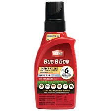 ortho bug b gon 32 oz concentrate lawn and garden insect killer