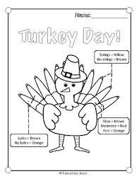 thanksgiving glyphs by elementary teachers pay teachers